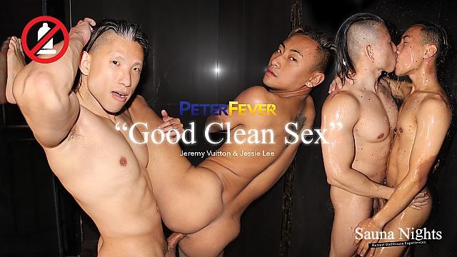 PeterFever – Sauna Nights 2— Good Clean Sex