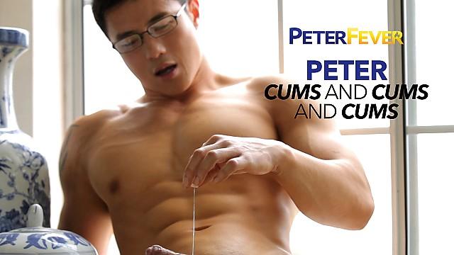PeterFever - Peter Cums and Cums and Cums