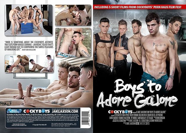 Cockyboys – Boys To Adore Galore
