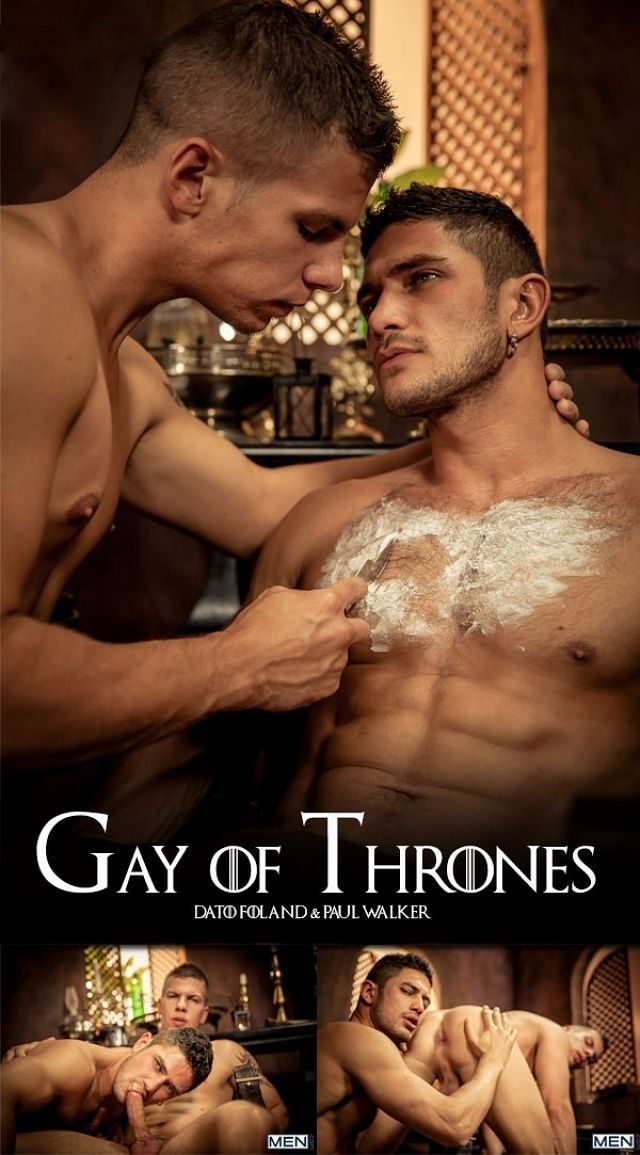 MEN – Dato Foland & Paul Walker – Gay Of Thrones