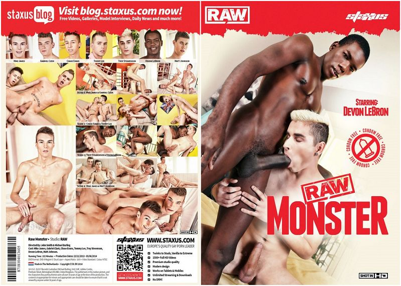 Staxus – Raw Monster