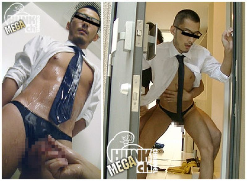 HUNK CHANNEL – 働く男達 part6 (TR-HO006)