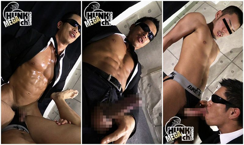HUNK CHANNEL – TR-MS014 – Men's スリムスーツ part14