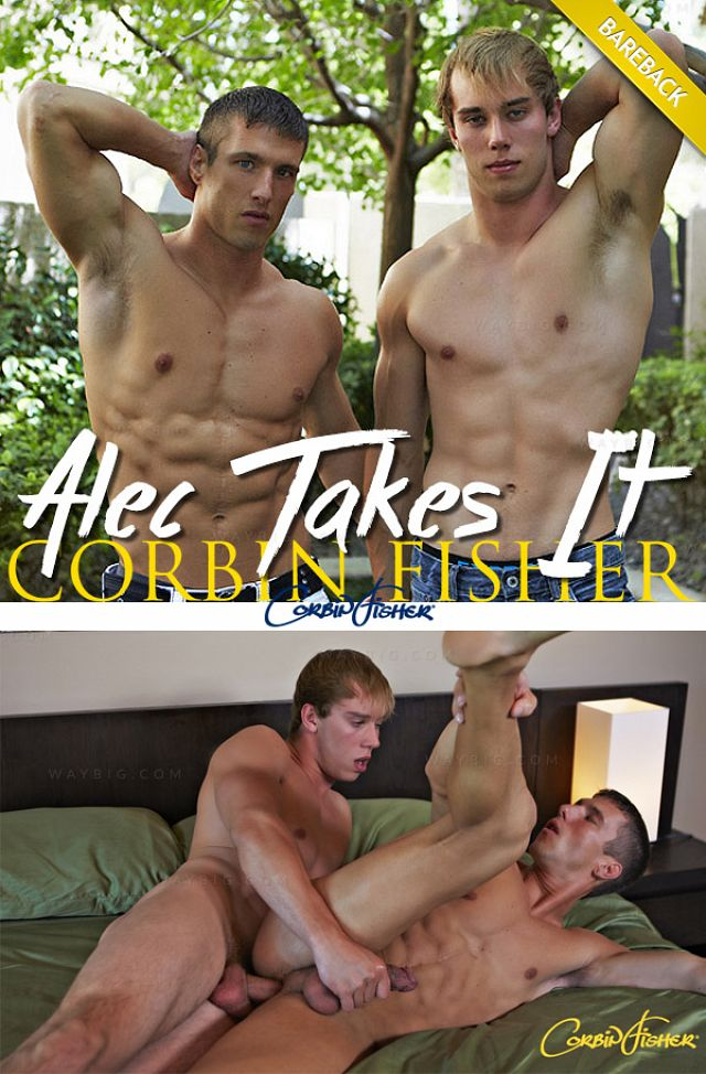 CorbinFisher – Alec Takes It From Jacob (Bareback)