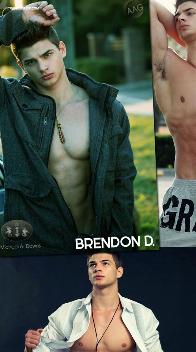 All American Guys – Brendon D.