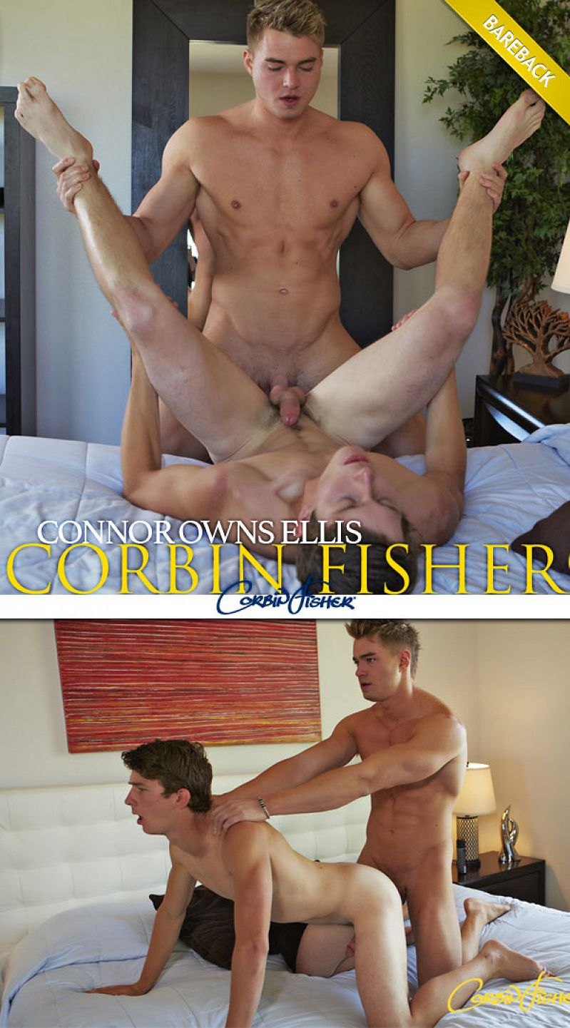 CorbinFisher – Connor Owns Ellis (Bareback)