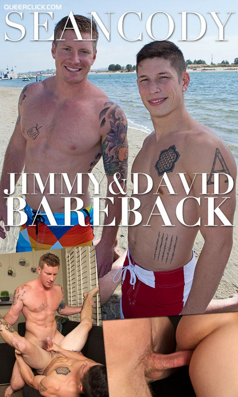 SeanCody – Jimmy & David (Bareback)