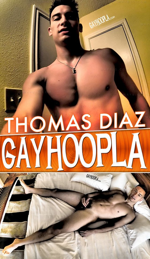 GayHoopla – Thomas Diaz (Lean Teen Swimmer)