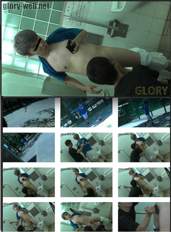 Men's Rush.TV – GL-159 – 公園でサッカーをしていた可愛い18歳少年に声をかけスカウト成功!